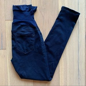Mavi maternity skinny jeans size 27